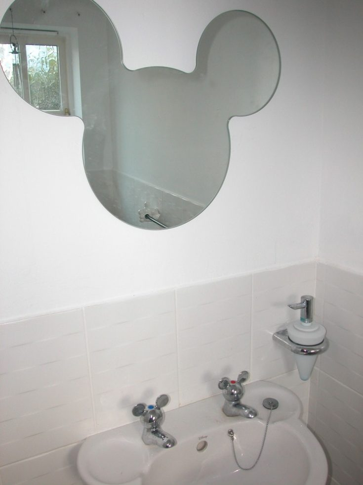 Mirrors and Faucets