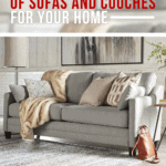 31 Types of Sofas and Couches for Your Home - Pin