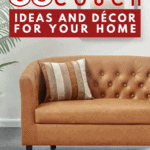 85 Best Brown Couch Ideas and Décor for Your Home - Pin
