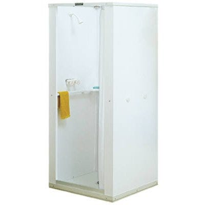 Shower Stall, Free-Standing, 32 x 32-In.