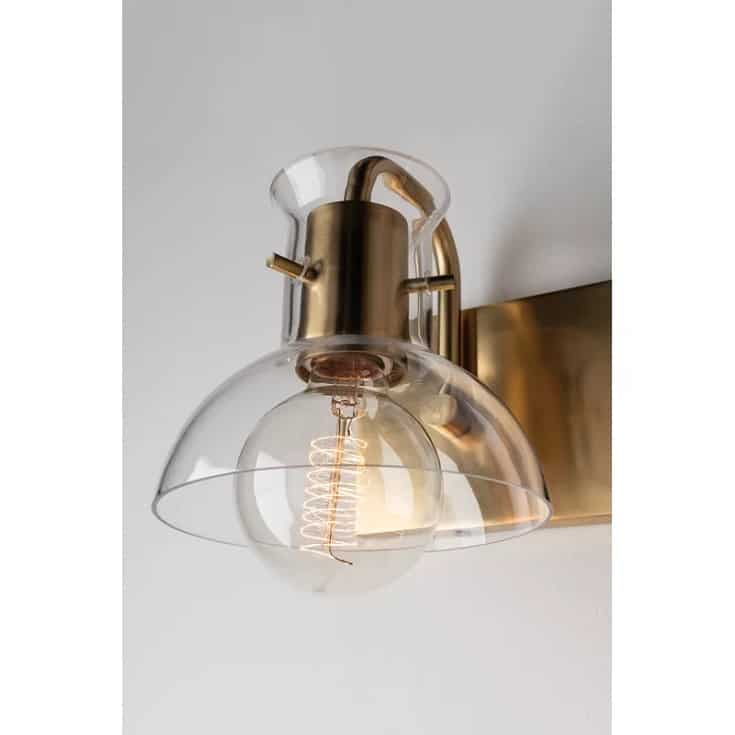 Joss and Main Altamirano 1 - Light Dimmable Bath Sconce