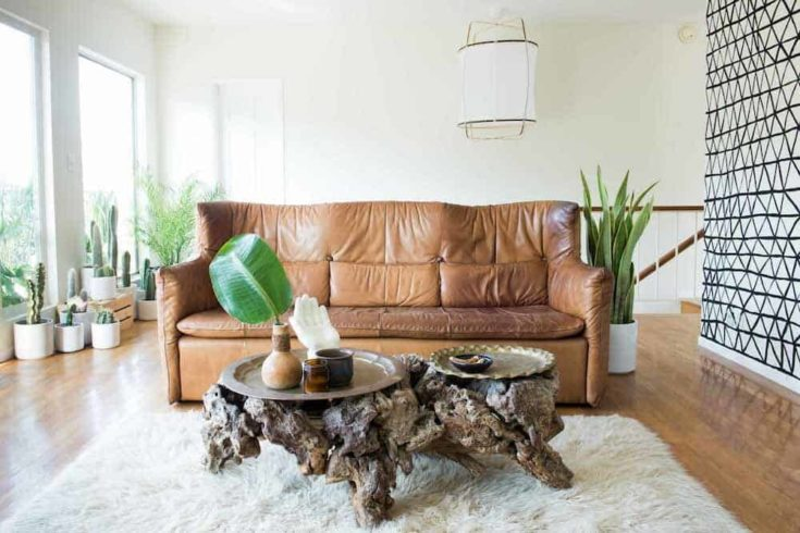 Unconventional Coffee Table