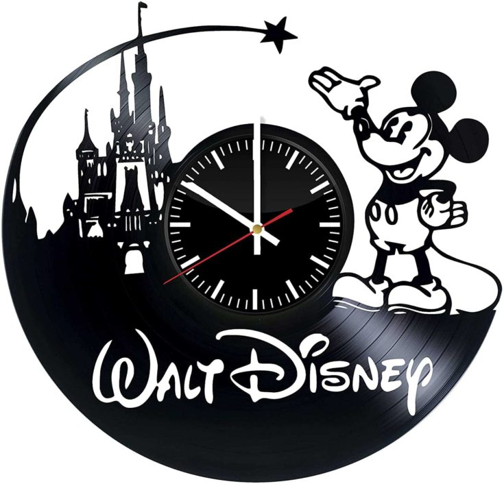 Mickey Mouse Walt Unique Wall Clock